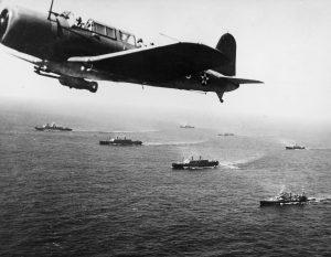 Convoy durante la Segunda Guerra Mundial