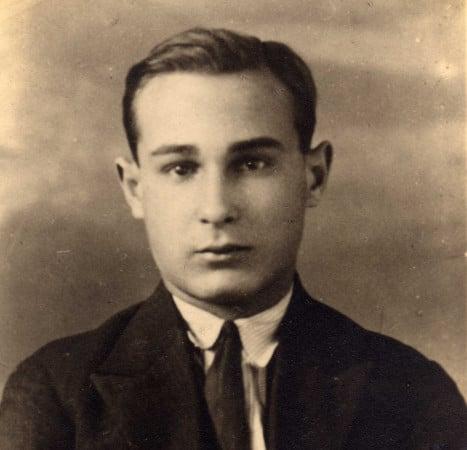 El joven Juan Pujol