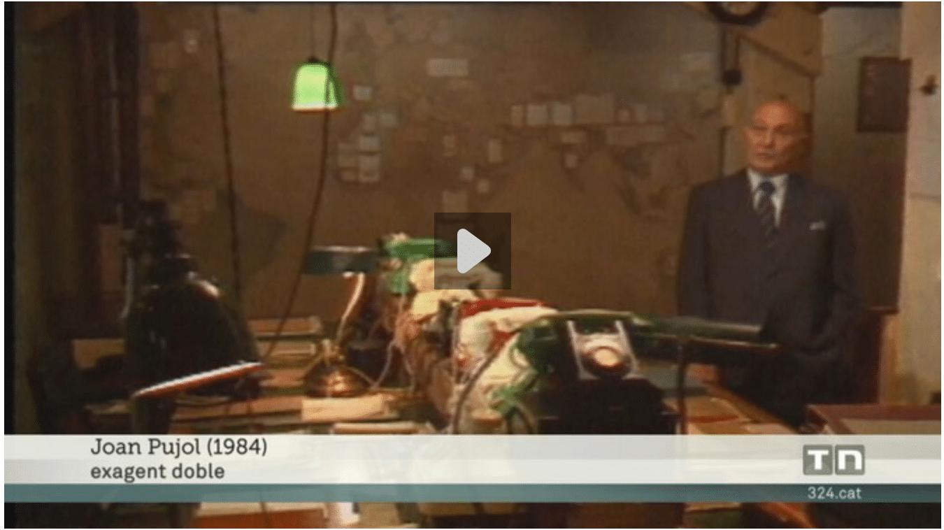 Garbo, l'espia català que va enganyar els nazis el dia D, tindrà una placa a Londres